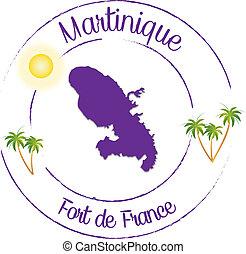Martinica, el fuerte de Francia