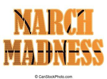 marzo, locura