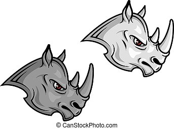 Mascotas de rinoceronte