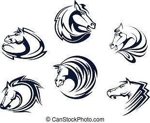 Mascotas y emblemas