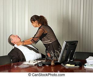 Matar al jefe