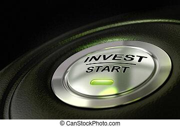 material, color, resumen, negro, metal, textured, fondo., comienzo, principal, mancha, inversión, invierta, verde, effect., botón, foco, concepto, palabra
