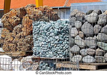 Material de piedra