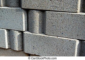 Materiales de construcción, ladrillos