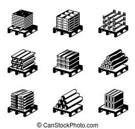 Materiales de construcción y construcción