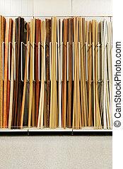 Materiales de madera 2
