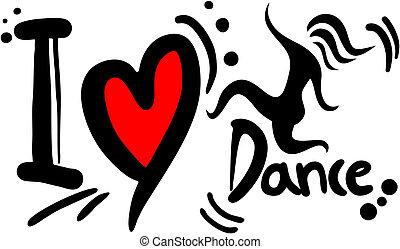 Me encanta bailar
