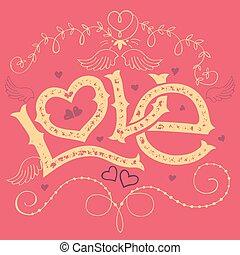 Me encanta el día de San Valentín