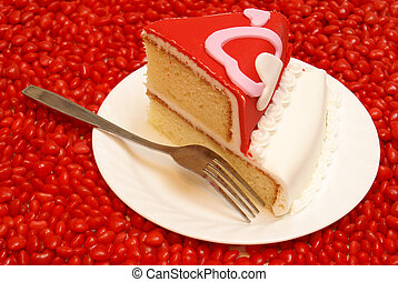 Me encanta el pastel
