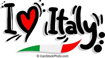 Me encanta Italia