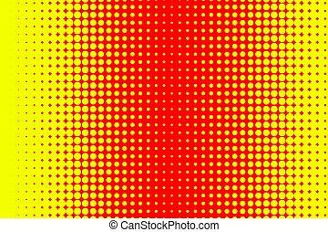Media bandera solar