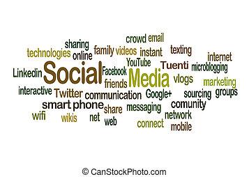 Medias sociales