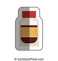 Medicina aislada de diseño médico