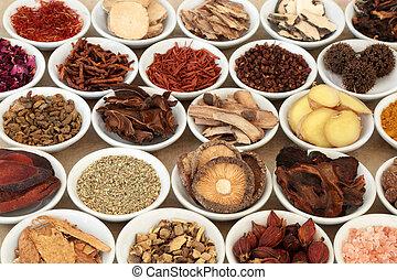 Medicina china de hierbas