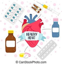 Medicina para el corazón