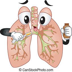 Medicina para la tos