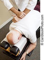 Medicina quiropráctica