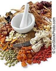 Medicina tradicional china de hierbas