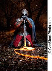 Medieval khight