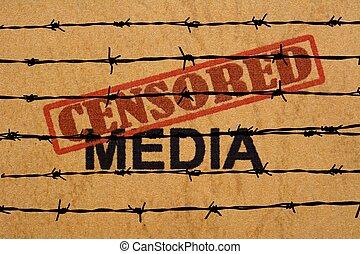 medios, censurado
