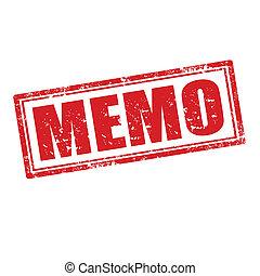 memo-stamp