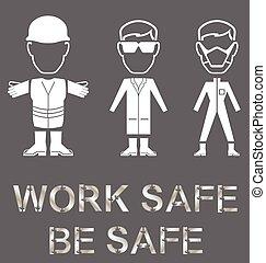 Mensaje de salud y seguridad
