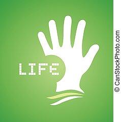 Mensaje de vida