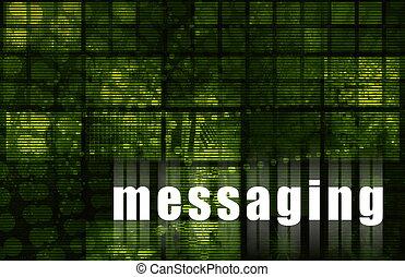 mensajería