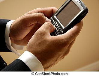 mensajería texto