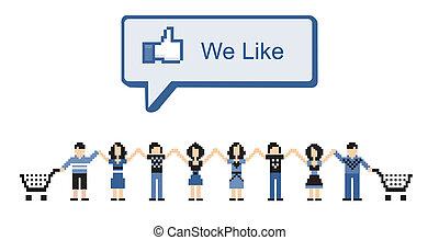 Mercadeo de medios sociales