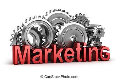 mercadotecnia, movimiento
