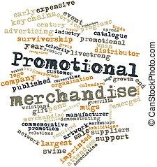 mercancía, promocional