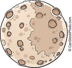Mercurio planetario