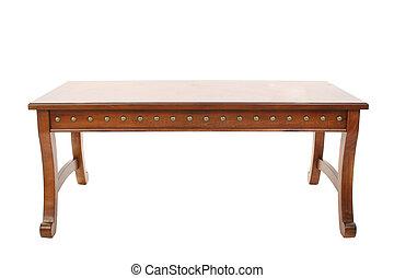 Mesa de café de madera