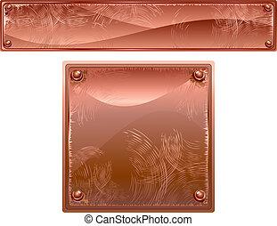 Metal de cobre