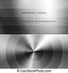 Metal pulido