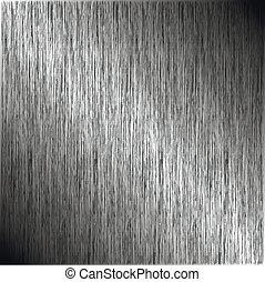 Metal pulido, fondo templado