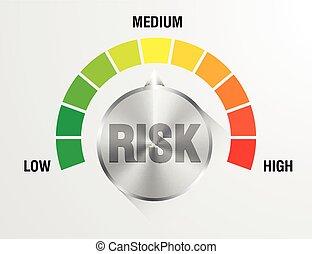 metro, riesgo