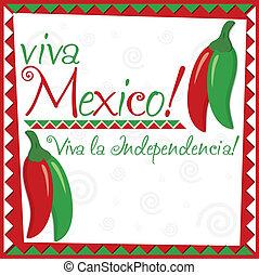 mexicano, independencia, day!