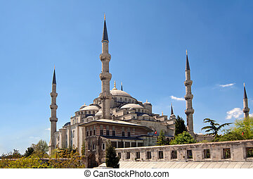Mezcla en istanbul, pavo