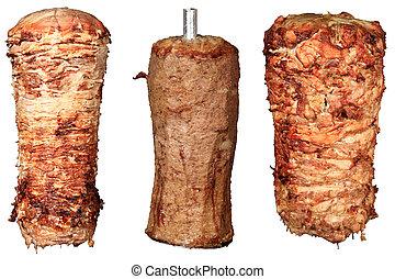 mezcla, kebab