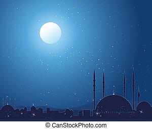 Mezquita Starlit