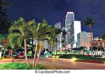 Miami en el centro