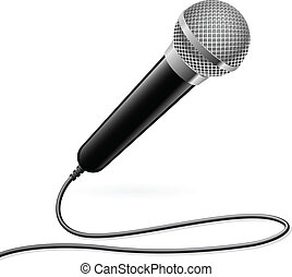 micrófono, karaoke