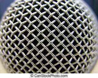 Microfono macro