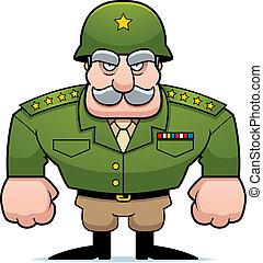 militar, general