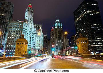 milla, magnífico, chicago