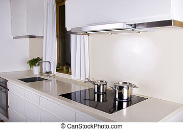minimalistic, cocina