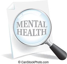 Mirando de cerca la salud mental