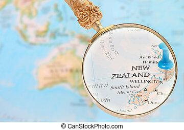 mirar, nueva zelandia, wellington